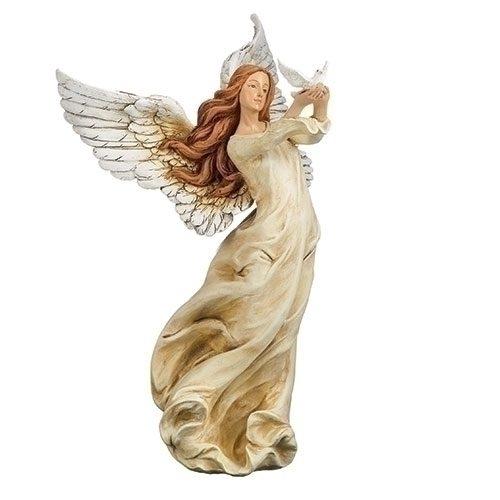 Amazing Grace angel Figurine