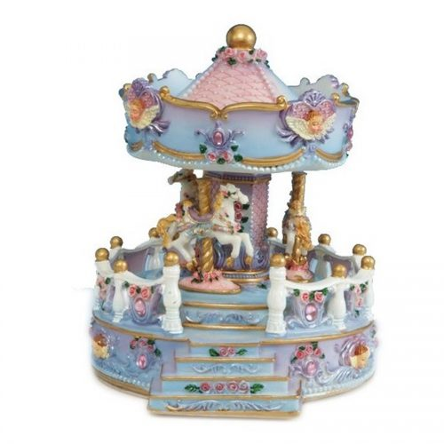 Angel Bust Carousel with Boardwalk
