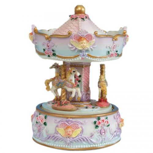 Angel Bust Small Carousel 14048