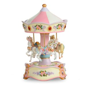 Classic Carousel Pink 13147