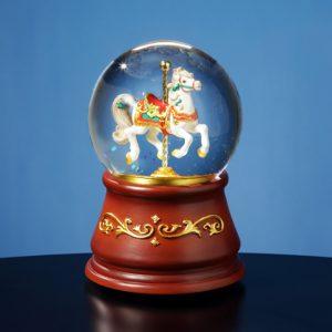 Heritage Carousel Globe