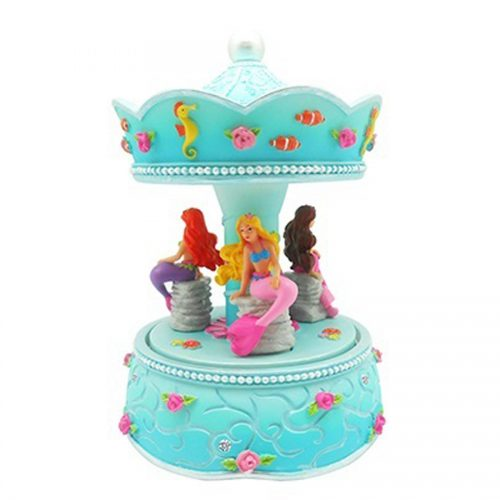 Mermaid Carousel