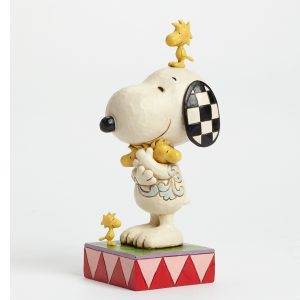 Snoopy and Woodstocks by Jim Shore