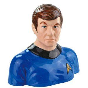 Dr McCoy Cookie Jar from Star Trek