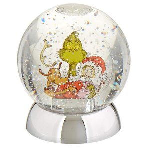 The Grinch lighted water globe department 56 4059489