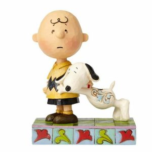 I'll Miss You Charlie brown by Jim Shore 4057676