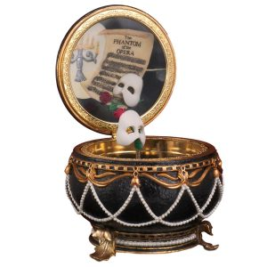 Phantom of the Opera musical trinket box 21919