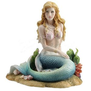 Enchanted Song Mermaid figurine