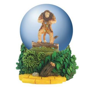 Mini Cowardly Lion Globe
