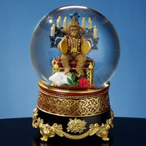 Phantom Memories musical water globe 51862
