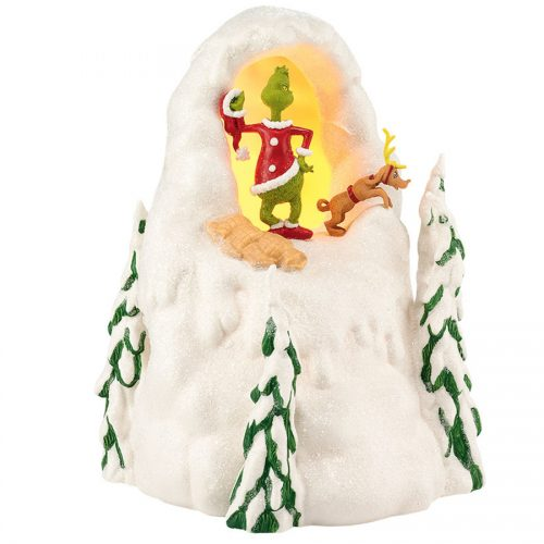 The Grinch on Mt Crumpit by Department 56 4029621