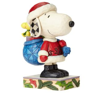 Snoopy Claus by Jim Shore