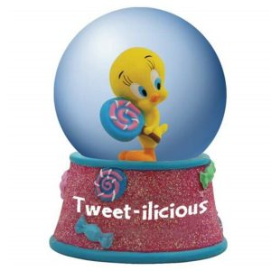 Tweety miniature globe Tweet-illicious 13979