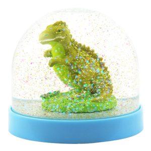 Dinosaur Acrylic Snowglobe