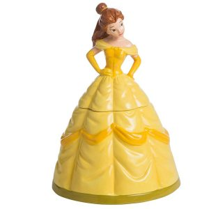 Beauty and the Beast Belle Cookie Jar
