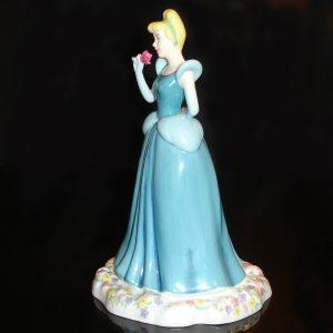 Cinderella Royal Doulton Left Side
