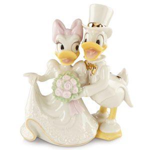 Disney Daisy's Dream Wedding figurine by Lenox