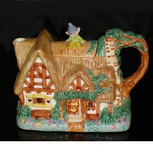Dopey Musical Teapot by Schmid