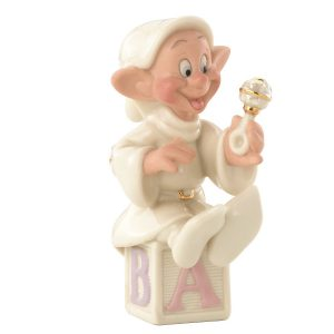 Snow White dopey Lenox Gift for Baby