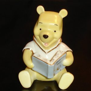 Pooh with Book by Lenox