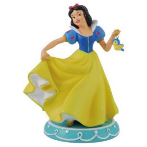 Snow White with Bird figurine