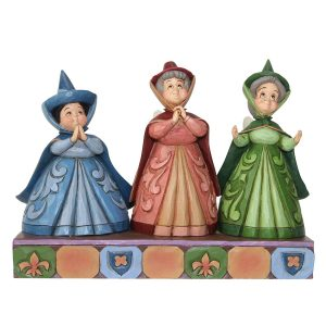Sleeping Beauty Three Fairies Jim Shore