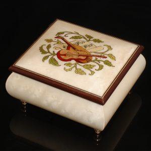17CVM-White-Italian-Jewelry-Box