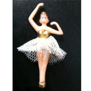 Ballerina-Replacement-Figurine