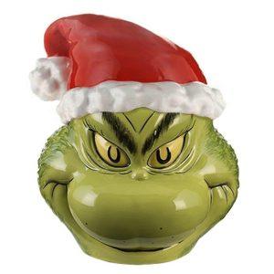 Grinch-Santa-Hat-cookie-jar