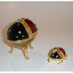 Love-Bug-Lady-Bug-Decorated-Egg