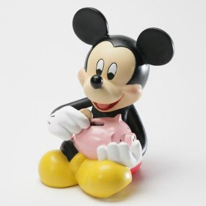 Mickey-Mouse-Bank