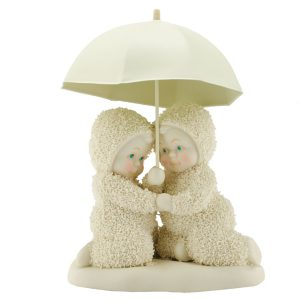 Snow Baby Weather this Together figurine