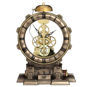 Steampunk-Generator-Clock
