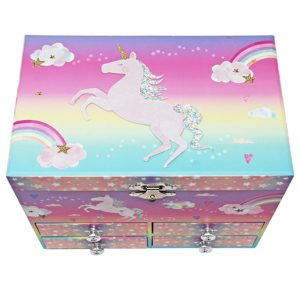 Unicorn-Cotton-Candy-Musical-Jewelry-Box-medium-top-view