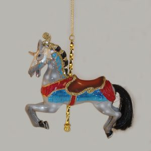 Grey-Carousel-Ornament-E0264-E