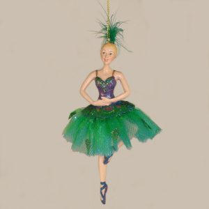 Peacock-Ballerina-Ornament-C9272A