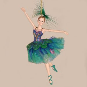 Peacock-Ballerina-Ornament-C9272C