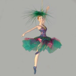 Peacock-Ballerina-Ornament-CC9272B