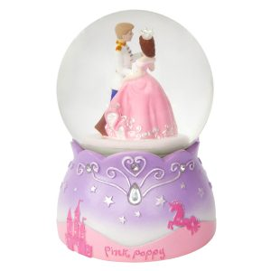 Prince-Princess-musical-globe-back-view