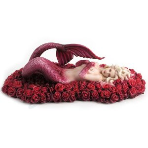 Mermaid-Sea-of-Roses-figurine