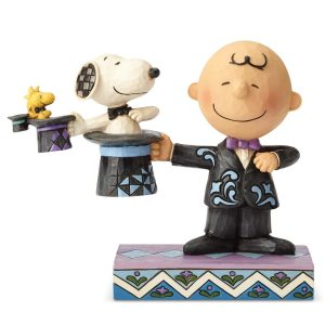 Jim-Shore-Charlie-Brown-Magician
