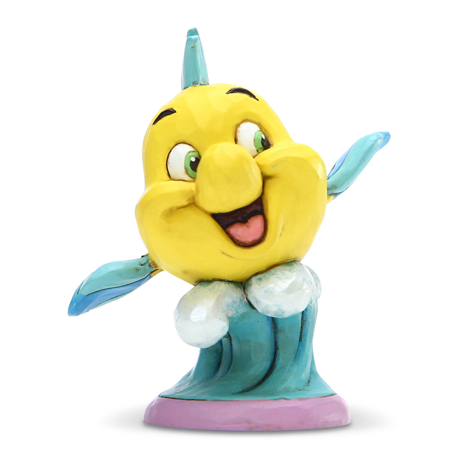 Flounder-Personality-Pose-front-view