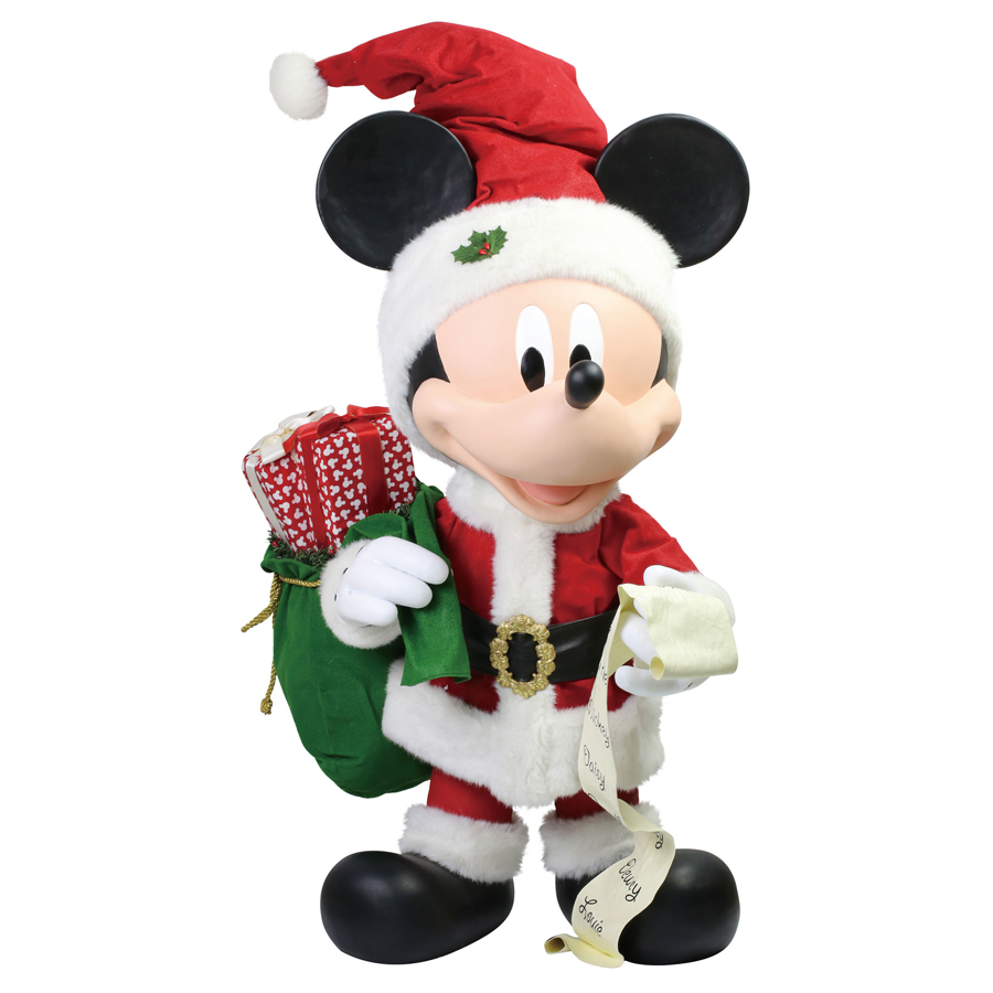 Merry-Mickey-huge-statue-front