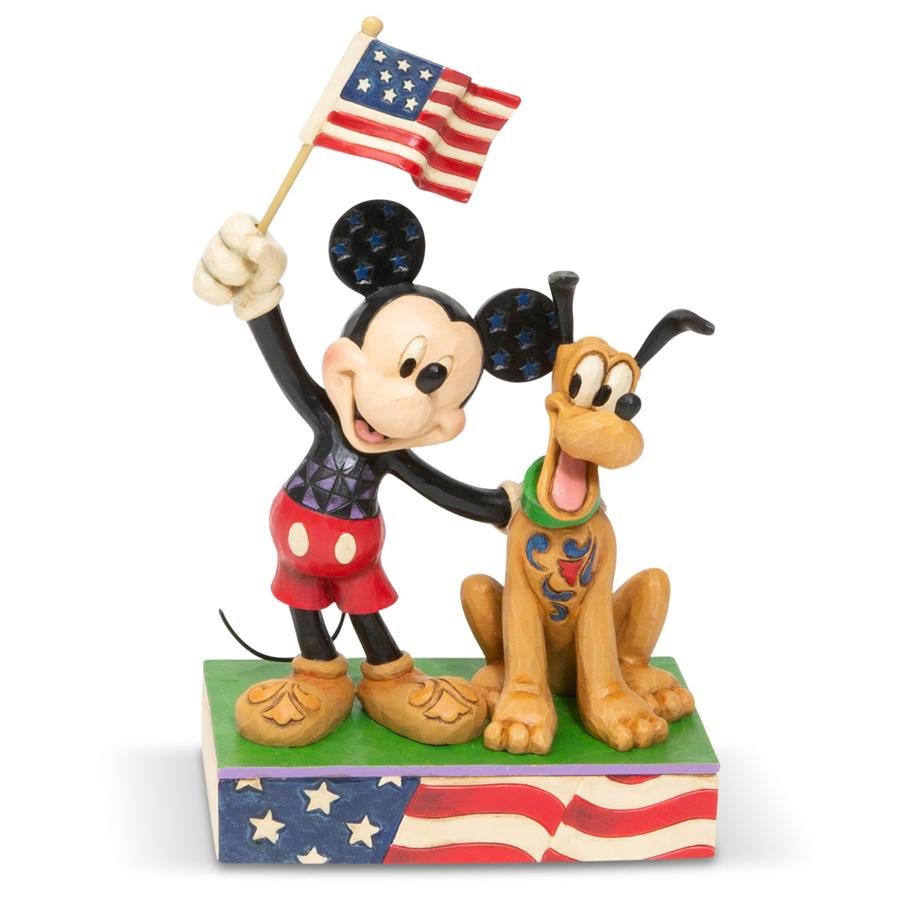 Mickey-Pluto-Patriotic-front-view