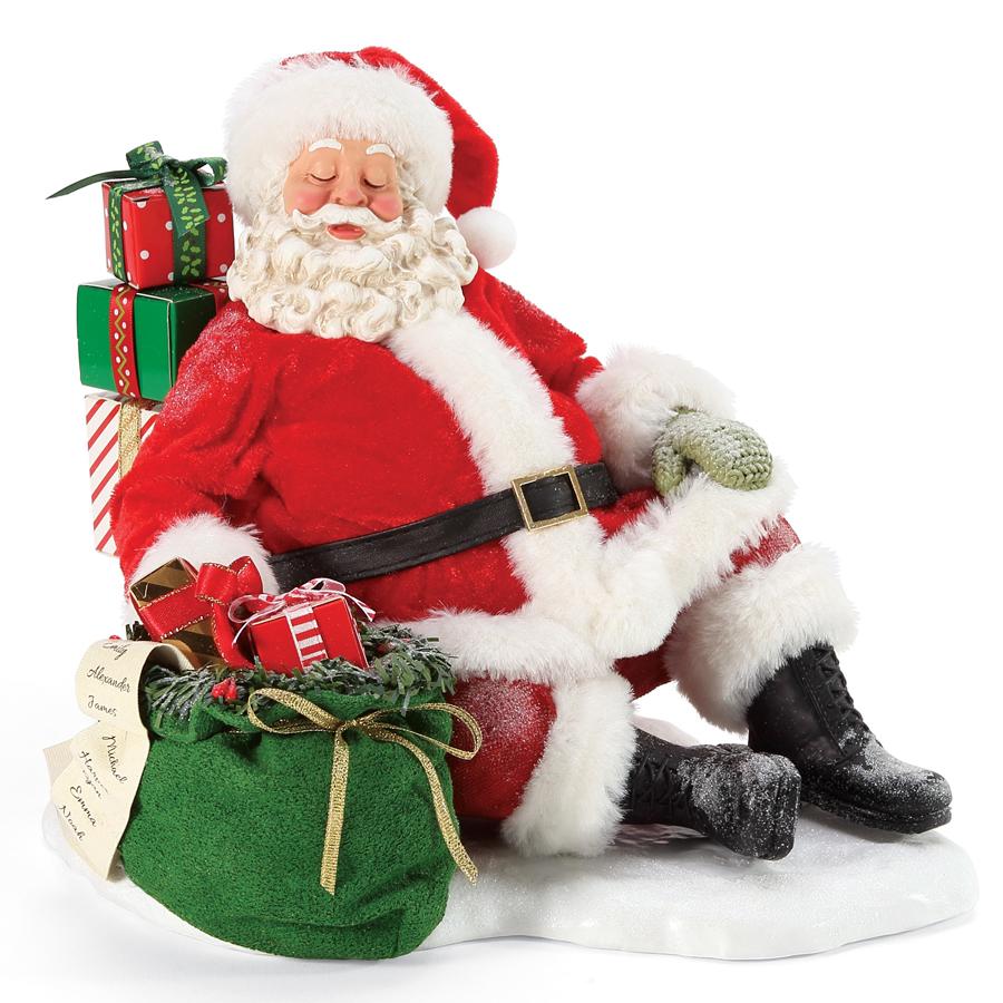 Santa's-Quick-Nap