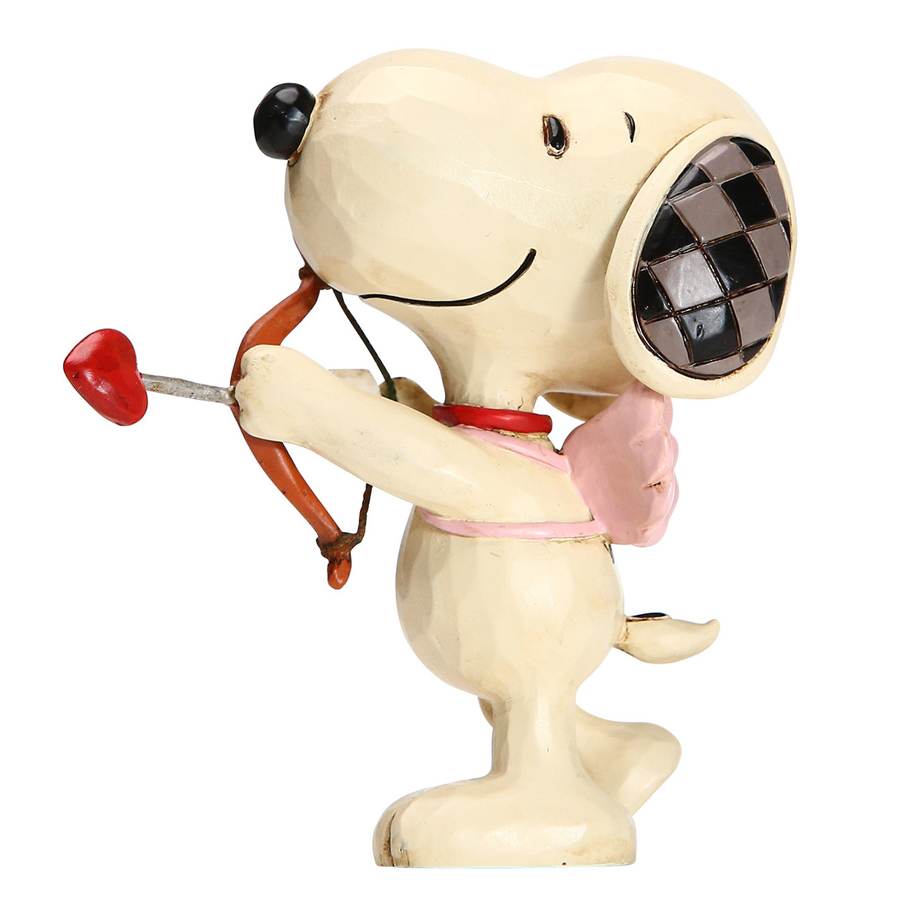 Snoopy-Cupid-left-side
