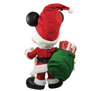 Merry-Mickey-huge-figurine-back-view